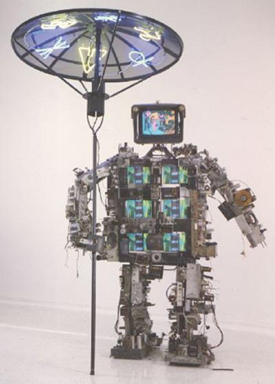Robot photo from Rhizome
